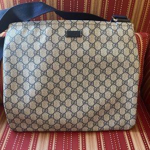 Gucci messanger bag Navy
